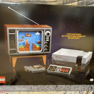 Image article LEGO prépare un set NES grandeur nature