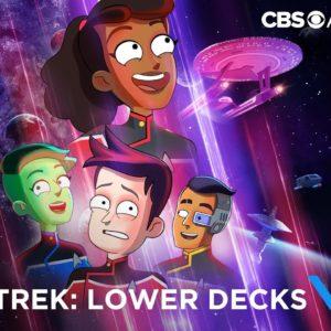 Image article Star Trek : Lower Decks, le show déjanté dans l'univers de l'Enterprise se montre en trailer
