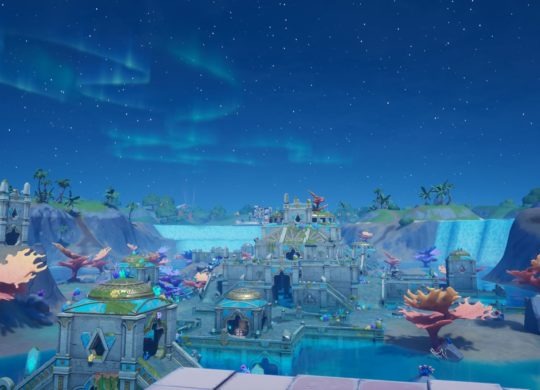 Atlantis-Fortnite-Location