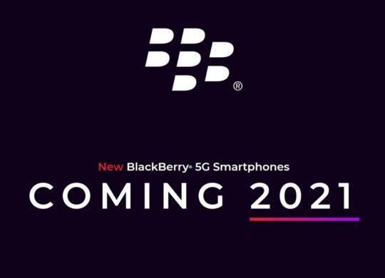Blackberry-return