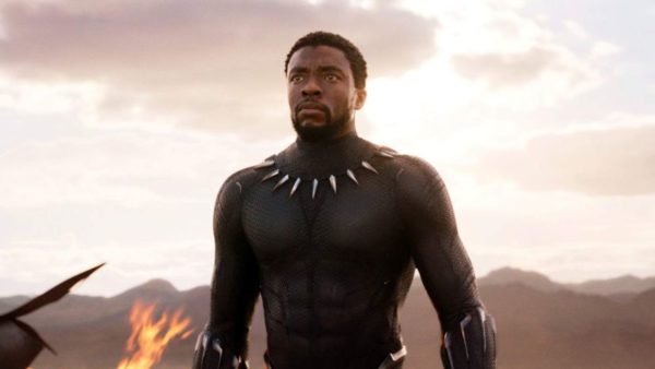 Chadwick Boseman Black Panther 600x338