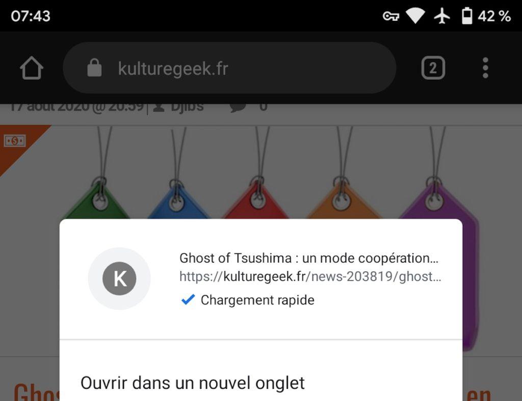 Chrome Android Etiquette Chargement Rapide 1024x788