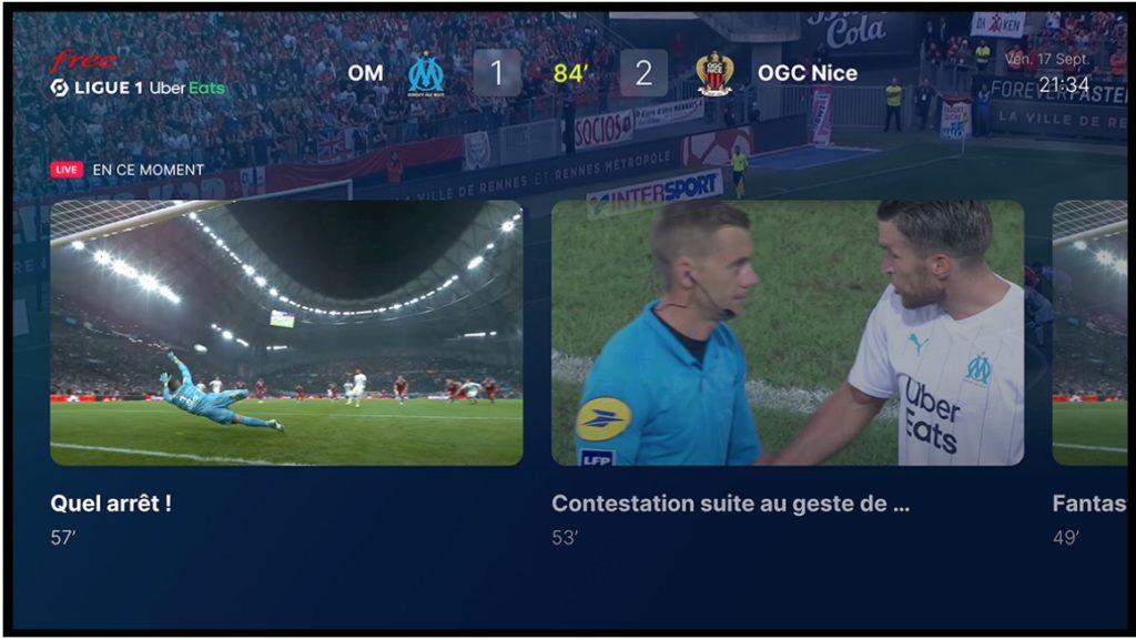 Free Ligue 1 Uber Eats Interface 1024x577