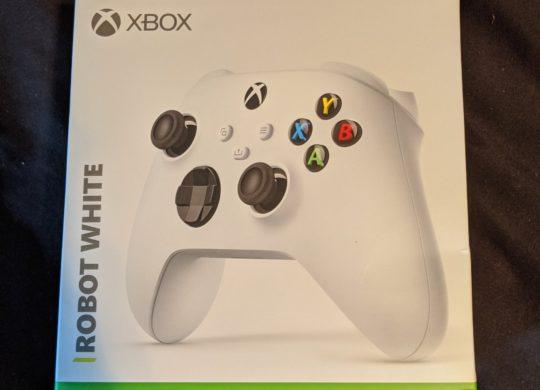 Fuite Boite Manette Xbox Series S