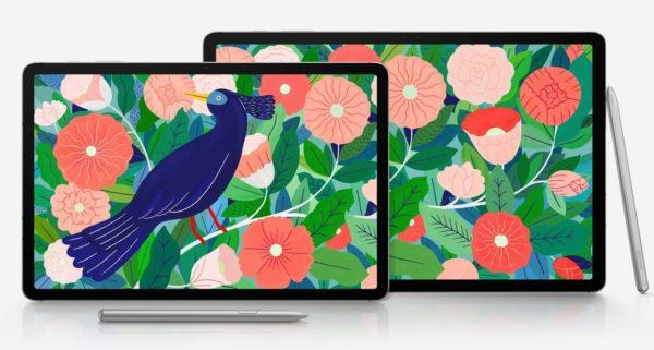Galaxy Tab S7 Et ST 600x321