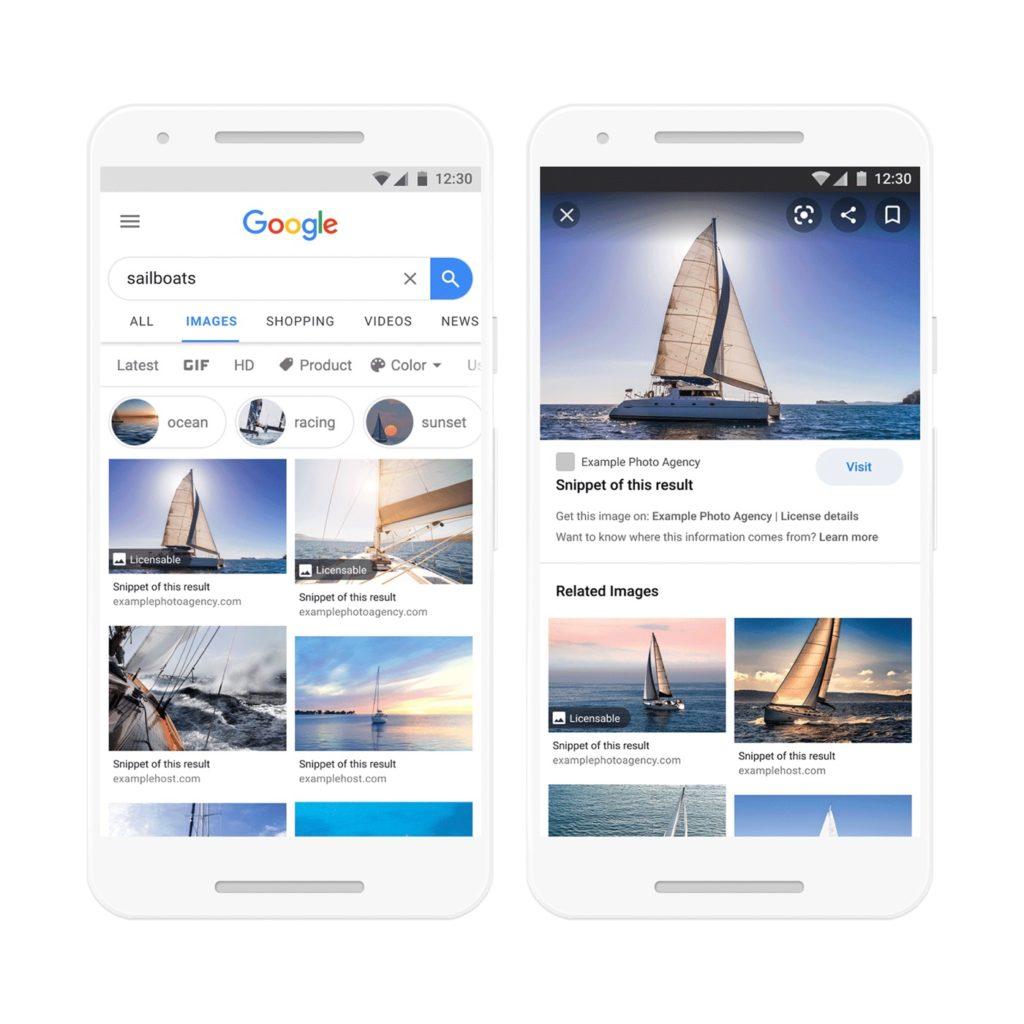 Google Images Label Photos Sous Licence 1024x1024