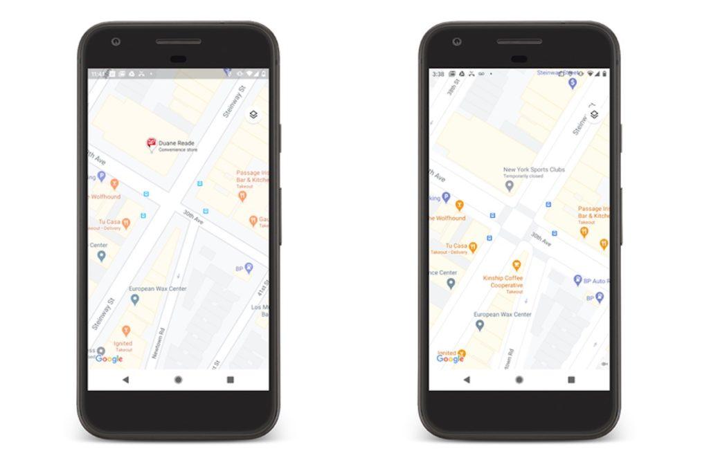 Google Maps Davantage Details Rues 1024x665