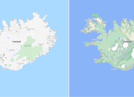 Google Maps Davantage de Details