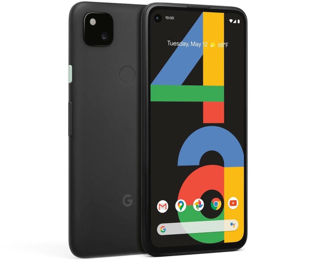 Google Pixel 4a Avant Arriere Gris 1024x841