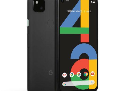 Google Pixel 4a Avant Arriere Gris