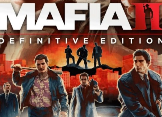 Mafia 2 Header