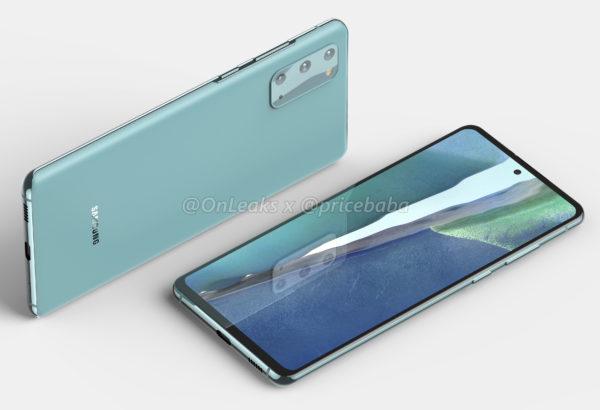Samsung Galaxy S20 FE 4 600x410