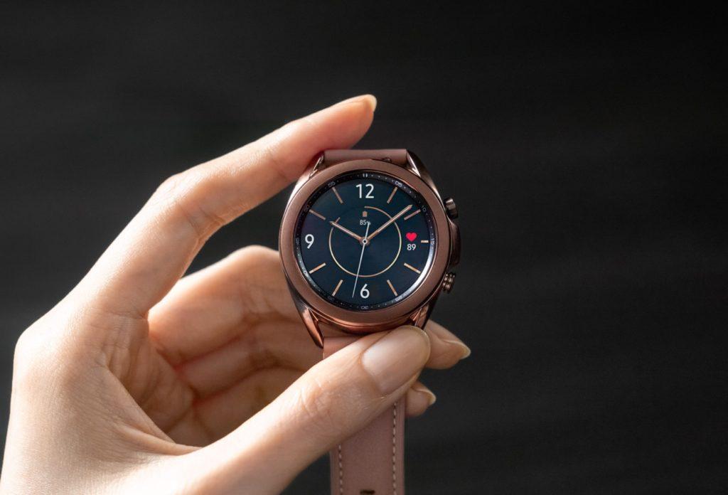 Samsung Galaxy Watch 3 Bronze 1024x696