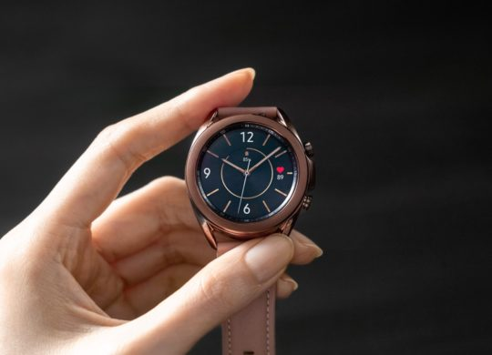 Samsung Galaxy Watch 3 Bronze
