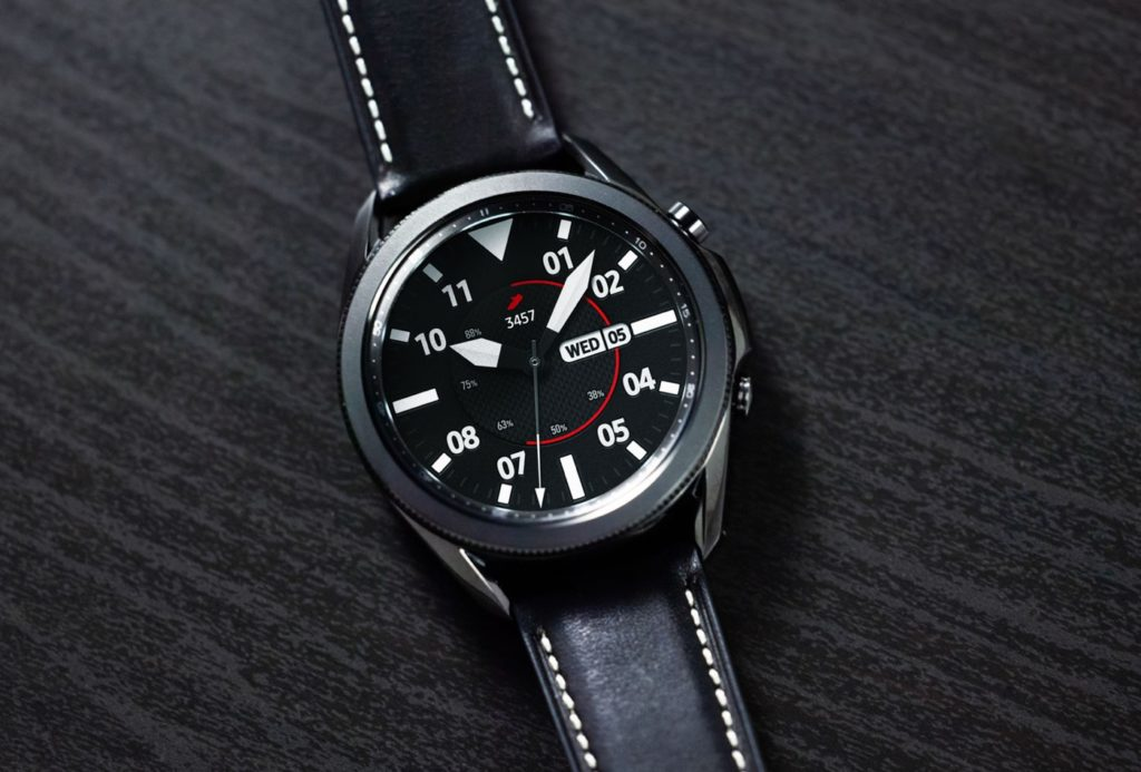 Samsung Galaxy Watch 3 Noir 1024x693