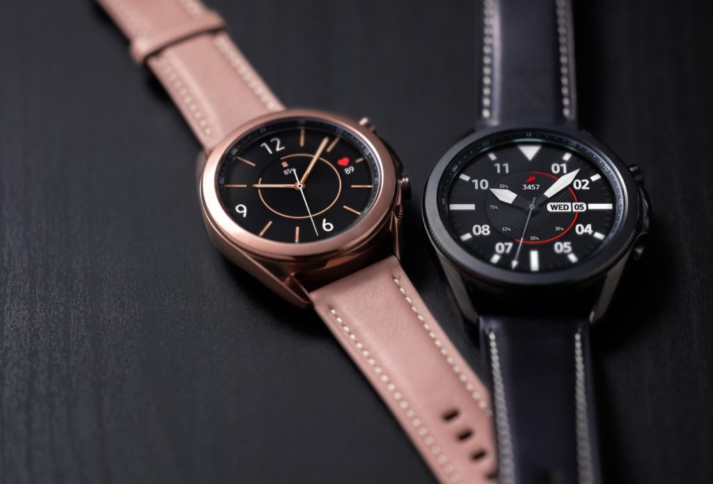 Samsung Galaxy Watch 3 Noir Et Bronze 1024x696