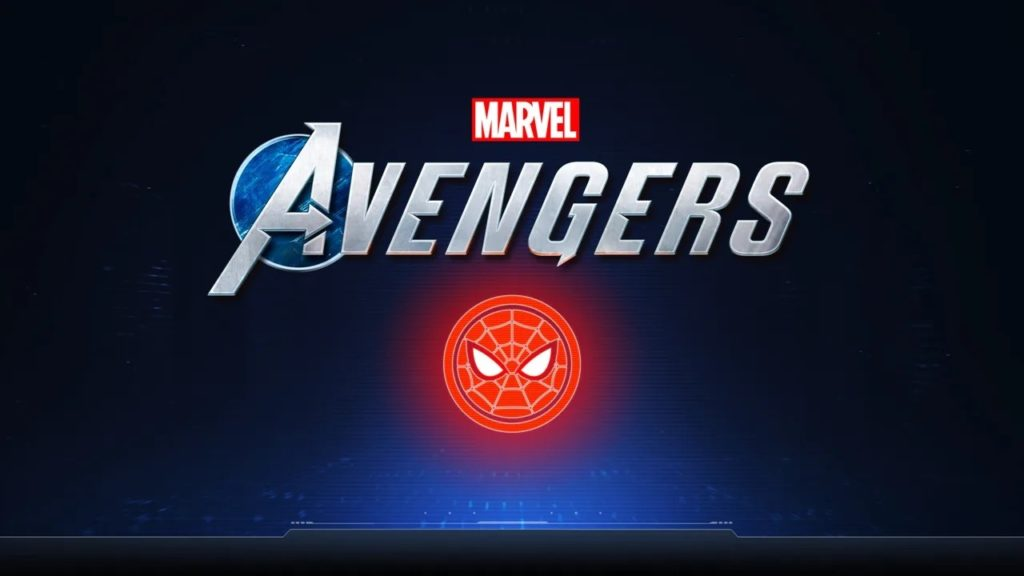 Spider Man Marvel Avengers Teaser Jeu Video 1024x576