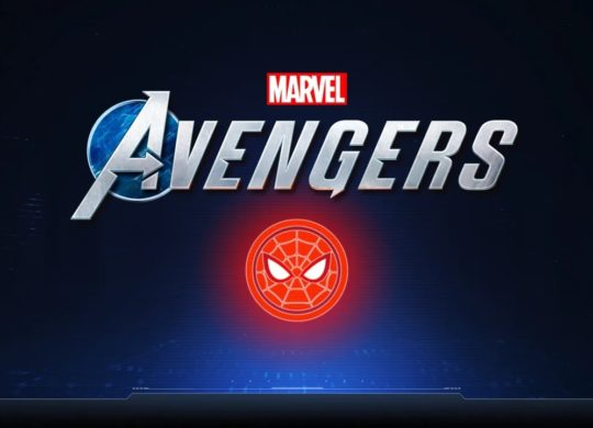Spider-Man Marvel Avengers Teaser Jeu Video