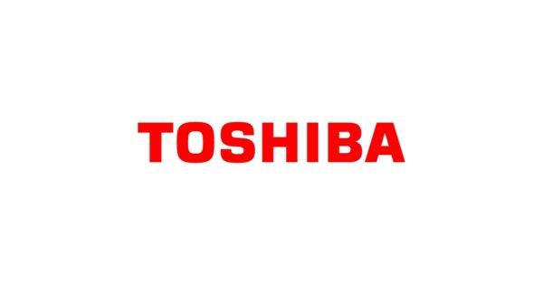 TOSHIBA Logo 600x314