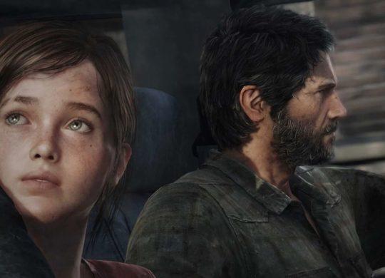 The Last of Us 1 Ellie et Joel