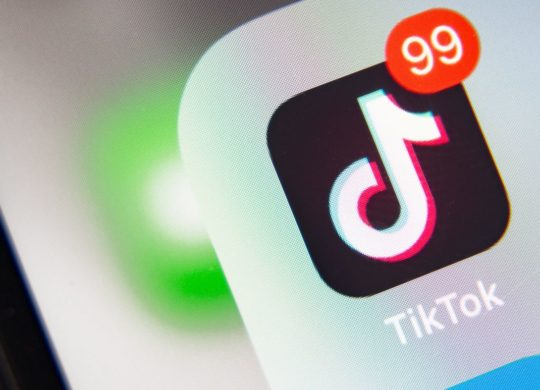 TikTok Icone Logo