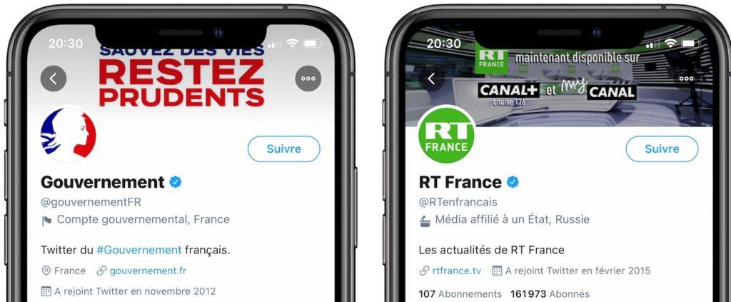 Twitter Etiquette Comptes Gouvernements Medias Affilies Etats 1024x423
