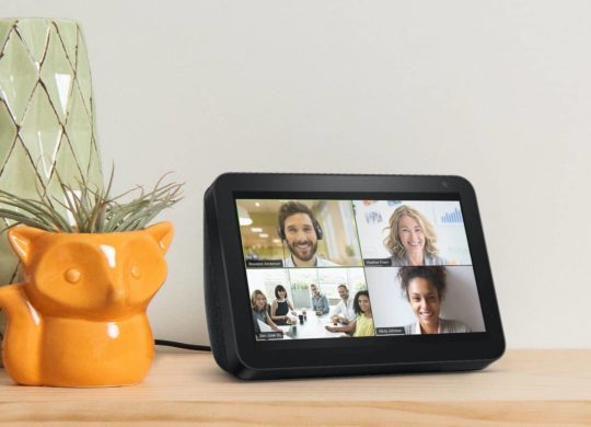 Zoom Amazon Echo Show
