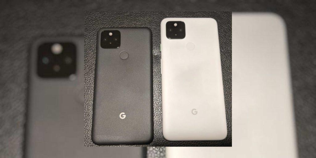 Pixel 5 Pixel 4a 5G Fuite 1024x512