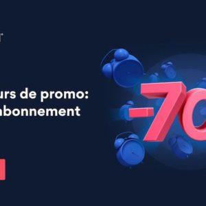 Image article [#BonPlan] Dernière semaine pour profiter de NordVPN à 3,11€ par mois (70% de réduction)