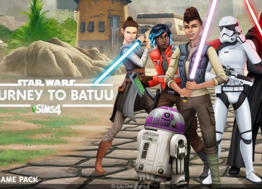 star wars sims 4
