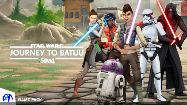 Star Wars Sims 4 600x337