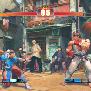 Image article Yoshinori Ono, producteur historique de Street Fighter, quitte Capcom