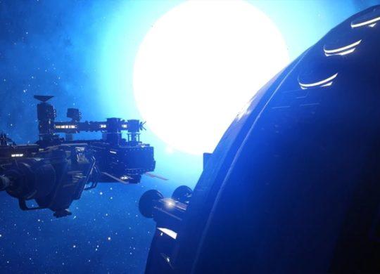 A Game os Space
