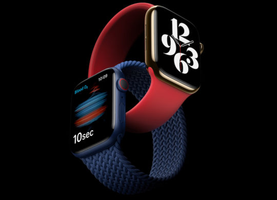 Apple Watch Series 6 Officiel