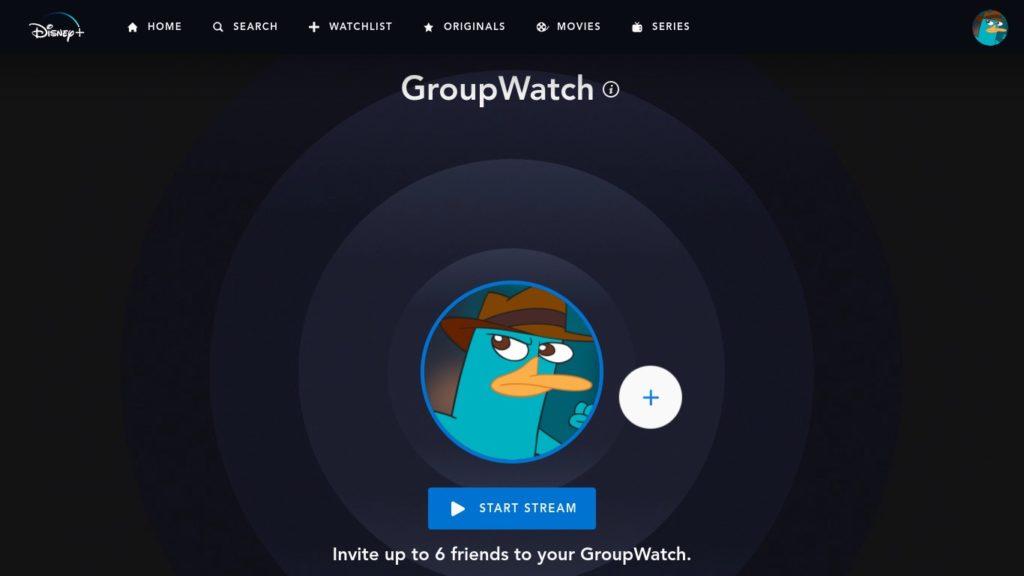 Disney Plus GroupWatch 1024x576