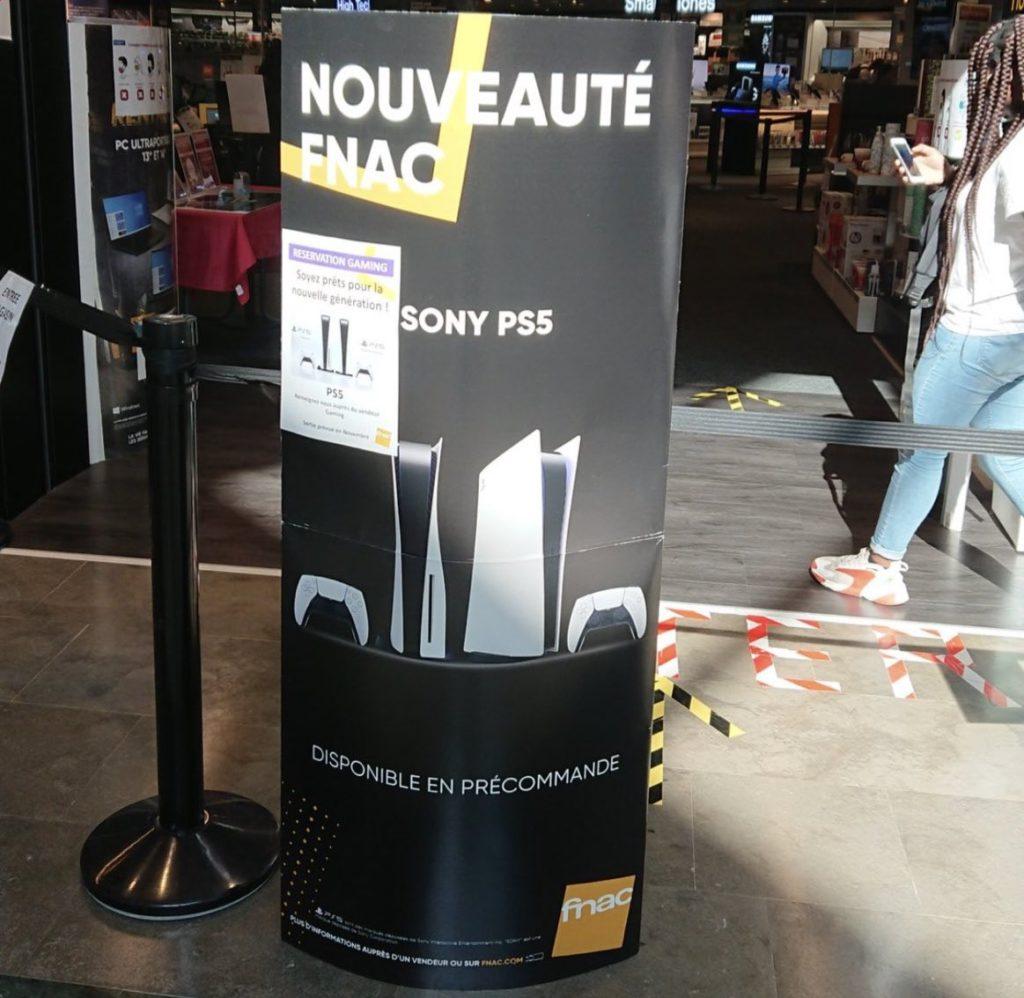 Fnac Precommande PS5 1024x998