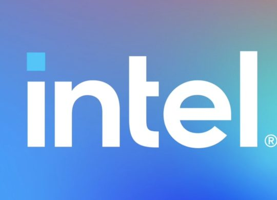 Intel Nouveau Logo 2020