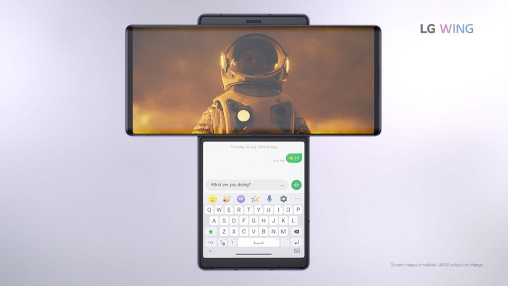 LG Wing Officiel Deux Applications 1024x576