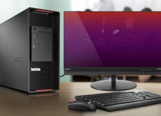 Lenovo PC Ubuntu 1