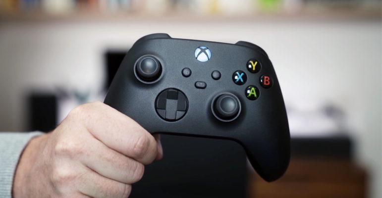 Manette Xbox Series X Prise en Main