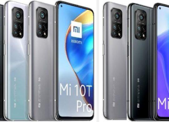 Xiaomi Mi 10T Po