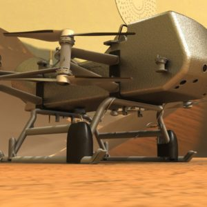 Image article La NASA repousse d'un an le lancement de la mission « Dragonfly »(drone sur Titan)