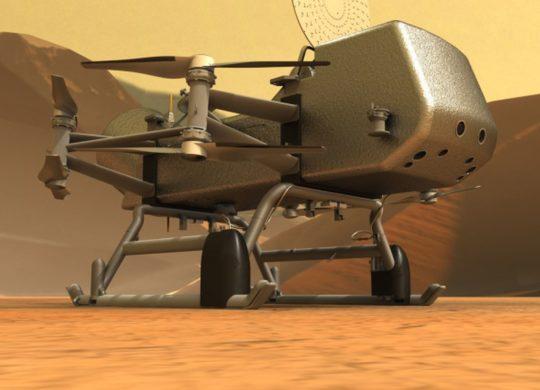 NASA Dragonfly