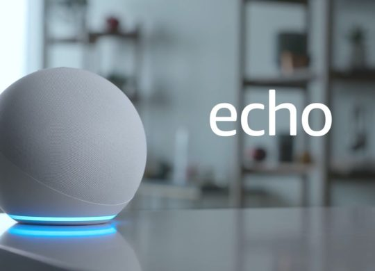 Nouveau Amazon Echo 2020