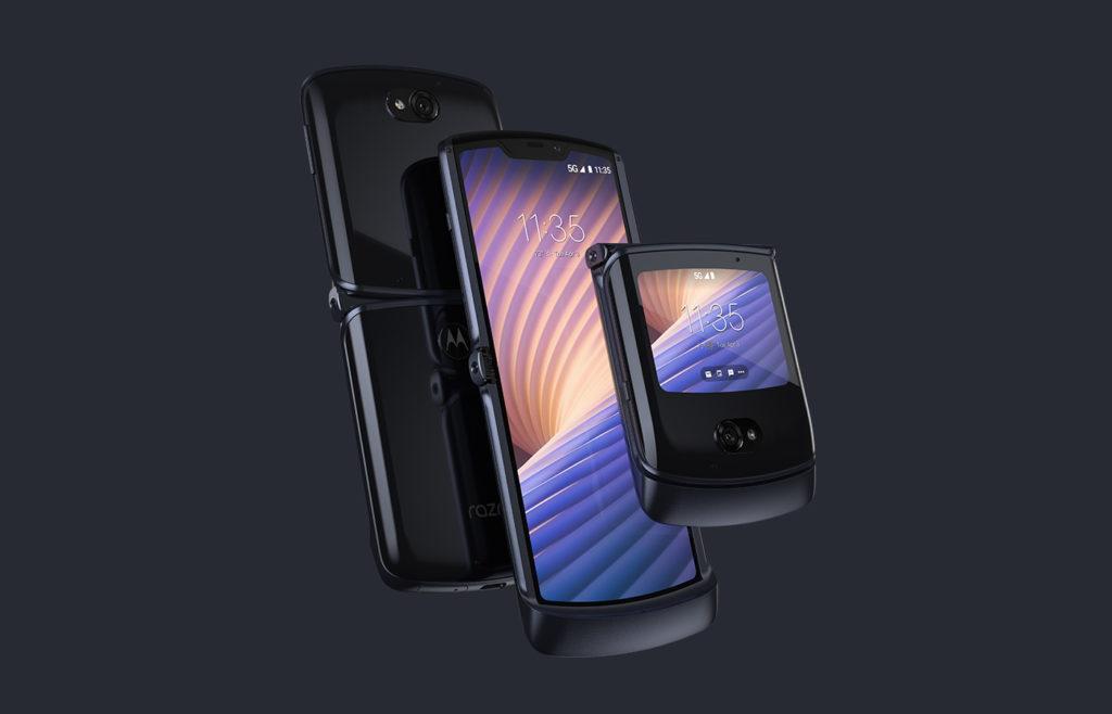 Nouveau Motorola Razr 2020 Officiel Deplie 1024x658