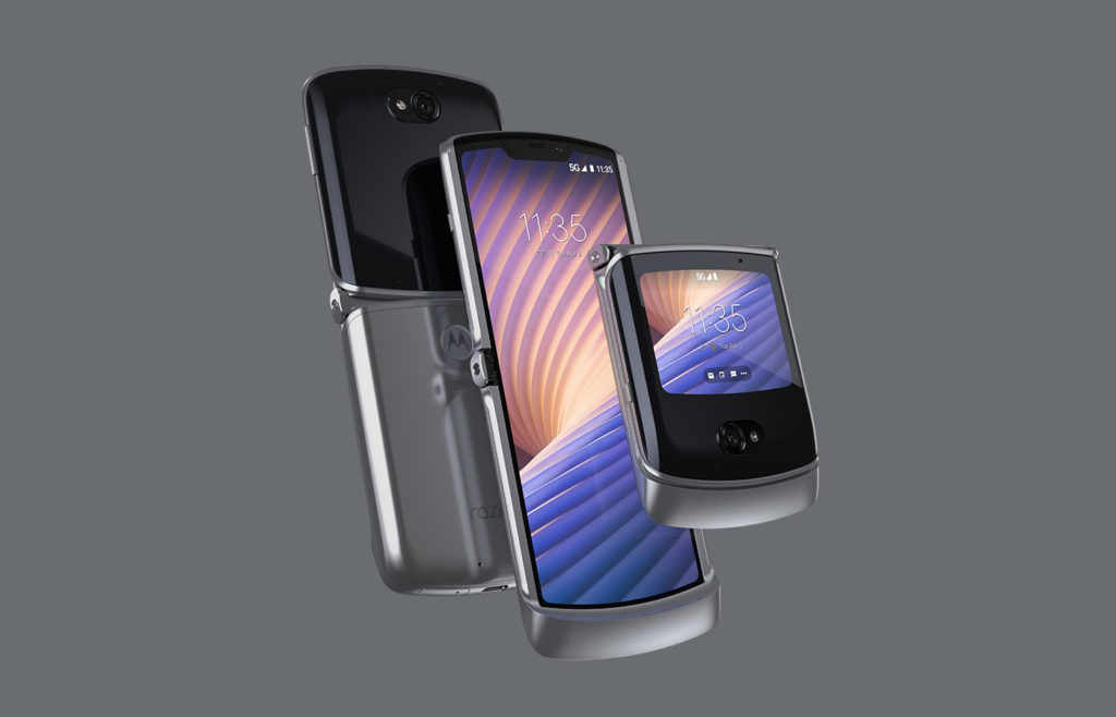 Nouveau Motorola Razr 2020 Officiel Deplie 2 1024x658
