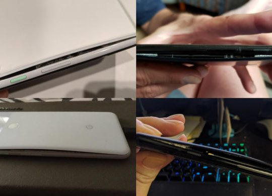 Pixel 3 batterie qui gonfle