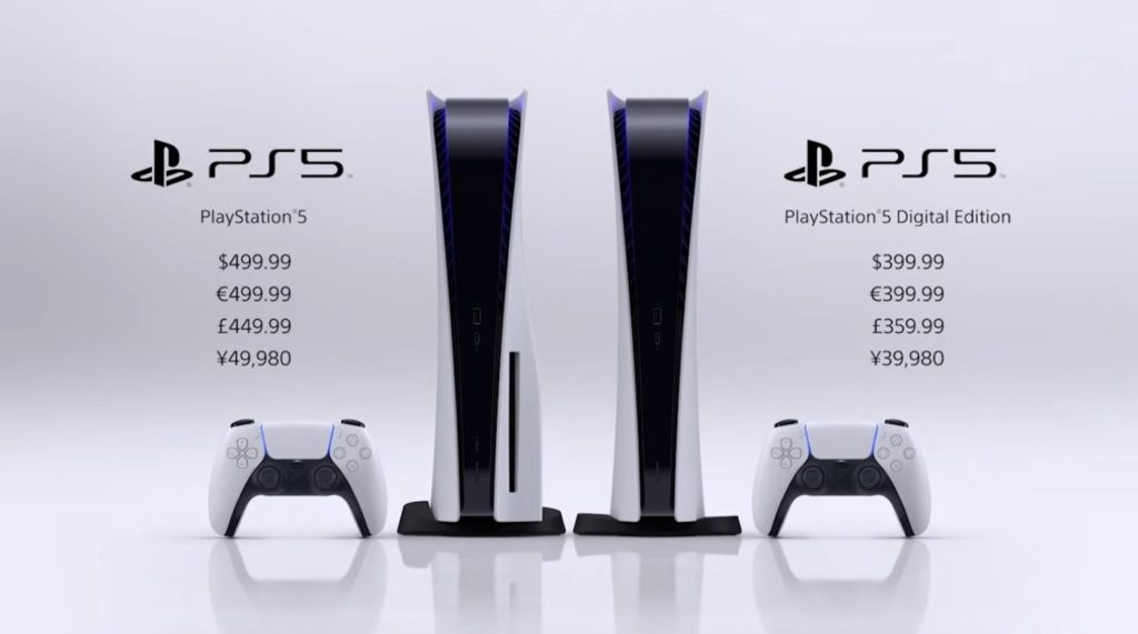 PlayStation 5 Prix 1024x571