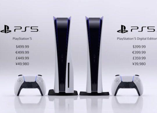 PlayStation 5 Prix