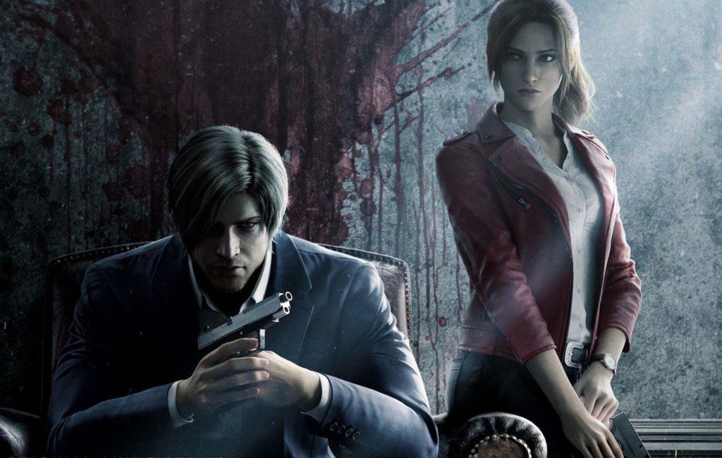 Resident Evil Infinite Darkness 1024x650